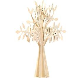 Albero della vita in legno NATURALE componibile da 50 cm