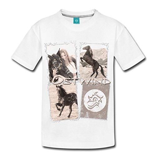 OSTWIND Aufbruch Nach Ora Collage Kinder Premium T-Shirt von Spreadshirt®