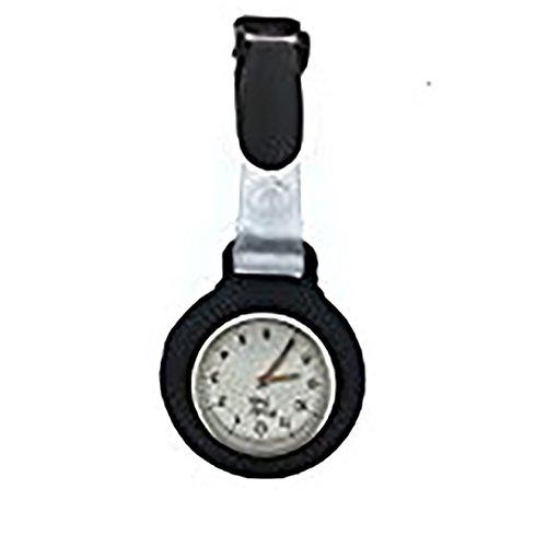 Silicone clip orologio per infermiere medico paramedico Ostetrica HCA