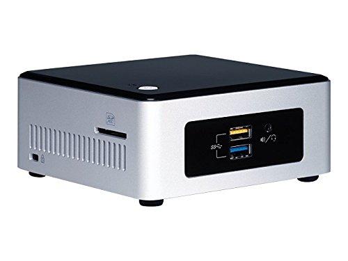 Preisvergleich Produktbild Mini PC Intel Nuc NUC5CPYH - 2, 16 GHz - 120GB SSD - 4GB - USB 3.0 WiFi Bluetooth - Win 10 Pro