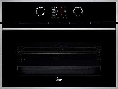 Teka Einbau-Kombi-Dampfgarer HLC 847 SC, 45 cm hoch, 60 cm breit