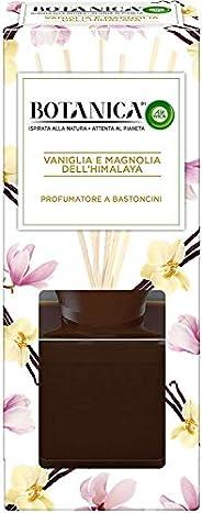 Airwick Botanica, Profumatore per Ambienti con Diffusore a Bastoncini, fragranza Vaniglia e Magnolia dell'