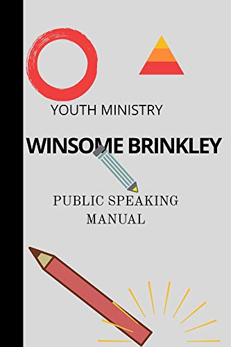 Youth Ministry Public Speaking Manual (English Edition)