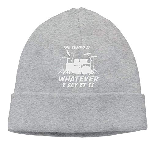 Whatever I Say It is Beanies Skull Cap Winter Warm Hedging Cap