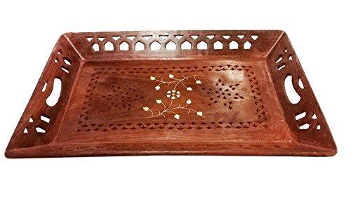 indiasbigshop-regalo-di-giorno-del-padre-cari-handmade-snack-legno-o-caffe-vassoio-di-servizio-15-po