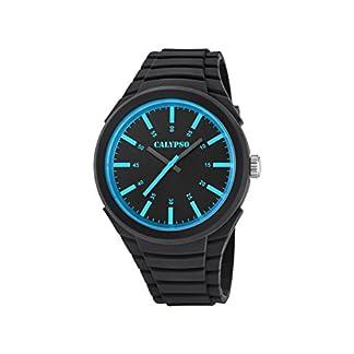 Calypso Reloj Análogo clásico para Hombre de Cuarzo con Correa en Plástico K5725/3