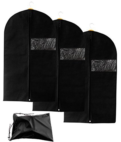 set-of-3-breathable-garment-bags-with-bonus-shoe-bag-has-clear-window-reinforced-opening-and-zipper-