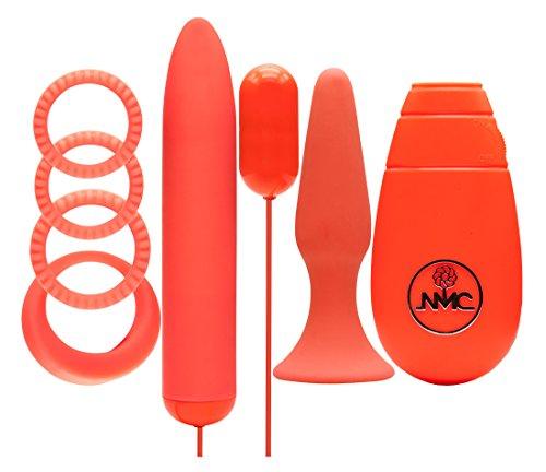 NMC-Ensemble-de-Sextoys-Flirty-8-Pices-Orange