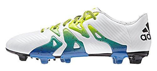 adidas Herren X 15.3 FG AG Fußballschuhe Weiß (Ftwr White Core Black  404f28ec93d