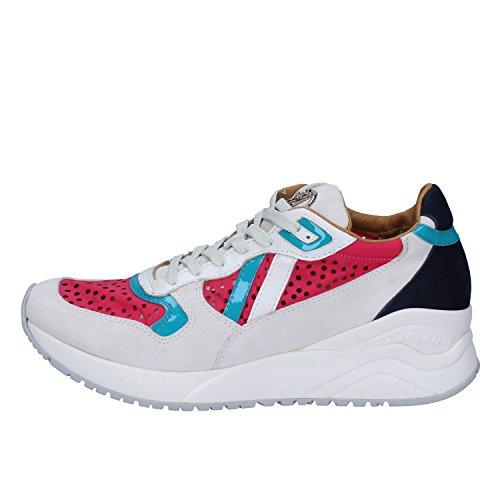 Cesare Paciotti 4US Sneaker Donna Pelle Scamosciata usato Spedito ovunque  in Italia bdcbc884995