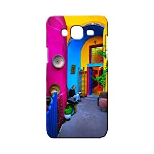 BLUEDIO Designer 3D Printed Back case cover for Samsung Galaxy J2 - G1741