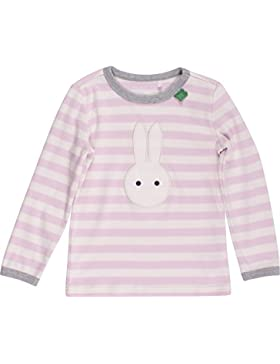 Fred's World by Green Cotton Mädchen Bluse Bunny Stripe T