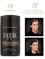 Toppik - Hair Fibers Dark Brown 27.5g