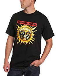 Sublime Men's Short Sleeve New Sun T-Shirt Shirt