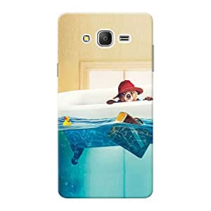 Inkif Printed Designer Case For Samsung Galaxy On7 Multi-Coloured