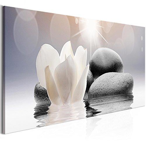 Murando - Cuadro Flores SPA 120x40 cm 1 Parte impresión