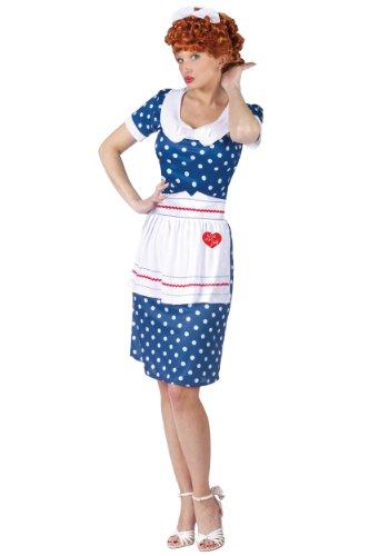 stume Adult Medium/Large 10-14 (I Love Lucy Kostüm)