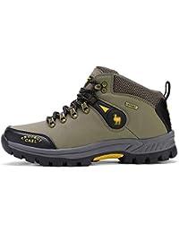 Zapatos De Trekking Para Hombres Al Aire Libre De Alta Escala Escalada De Senderismo Zapato De