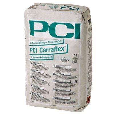 PCI CARRAFLEX Natursteinkleber Dünnbettmörtel Flexkleber 5kg
