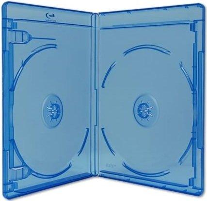 Viva Elite Blu Ray 2dischi casi Slim 6mm-25pezzi.