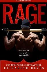 Rage (Fate) (Volume 5) by Elizabeth Reyes (2015-12-29)