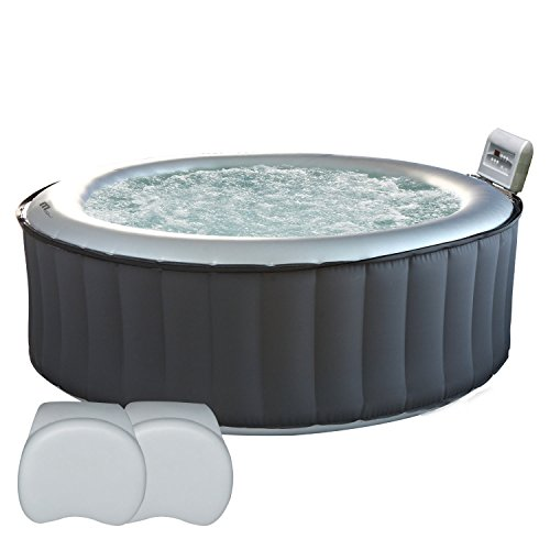 pack-spa-rond-gonflable-silver-cloud-6-places-anthracite-interieur-gris-appuie-tete