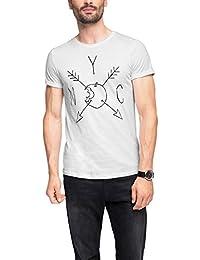 edc by Esprit 076cc2k001, T-Shirt Homme