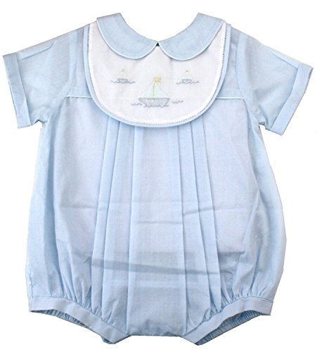 petit-ami-baby-blue-traditional-romper-bib-with-embroidered-sail-boats-nb-3-6-9-month-6-9-months
