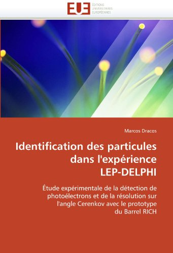 Identification des particules dans l''expérience lep-delphi