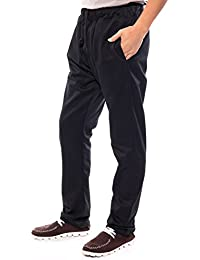 507aa967b7c6 SurePromise Chefs Chef Caterers Catering Cooks Elasticated Waist Trousers  Pants (Black)