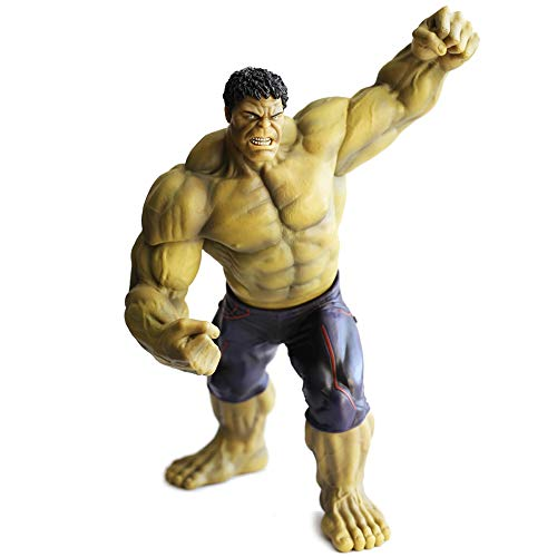 YONG FEI Model Doll Hulk Figure, The Avengers Hulk Marvel The Incredible Hulk 10.6 '' Green Green Amazing Legends, Gift Collection, Sophisticated Performance / PVC Boutique