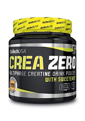 2 x Biotech USA Crea Zero, 320g Dose (2er Pack)