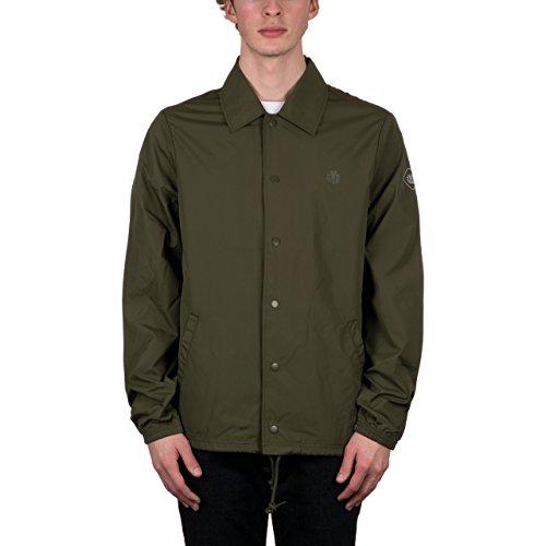 Element Morton Jacket Moss Green Moss Green
