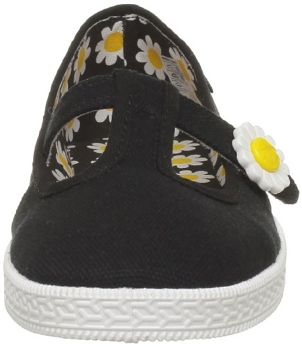 Rocket Dog Perdy, Baskets mode femmes Noir (Set Sail Black)