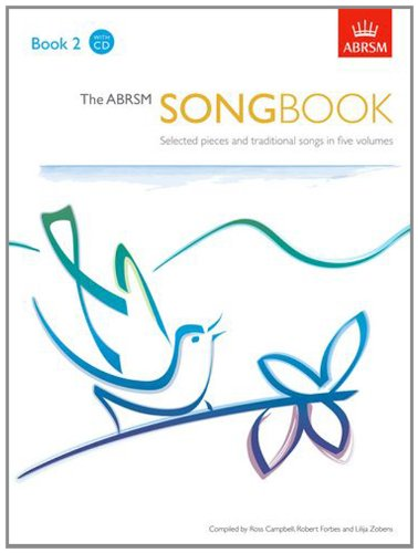 the-abrsm-songbook-selected-pieces-and-traditional-songs-book-2