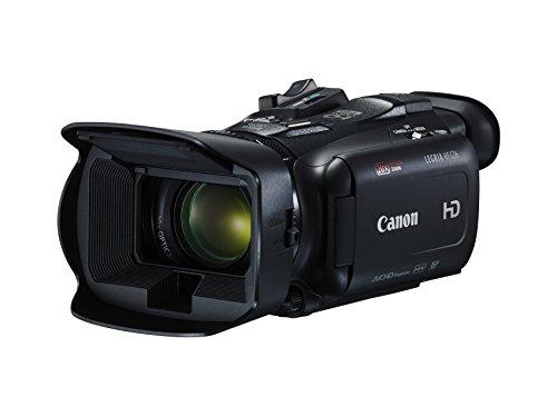 Canon Legria HF G26 Full-HD Camcorder (mit 20-Fach optischem Zoom und CMOS Pro Bildsensor) Schwarz