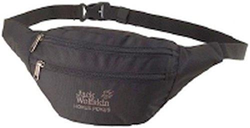 Jack Wolfskin Hokus Pokus Waistpack Black 2019 Hüfttasche