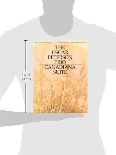 The Oscar Peterson Trio - Canadiana Suite