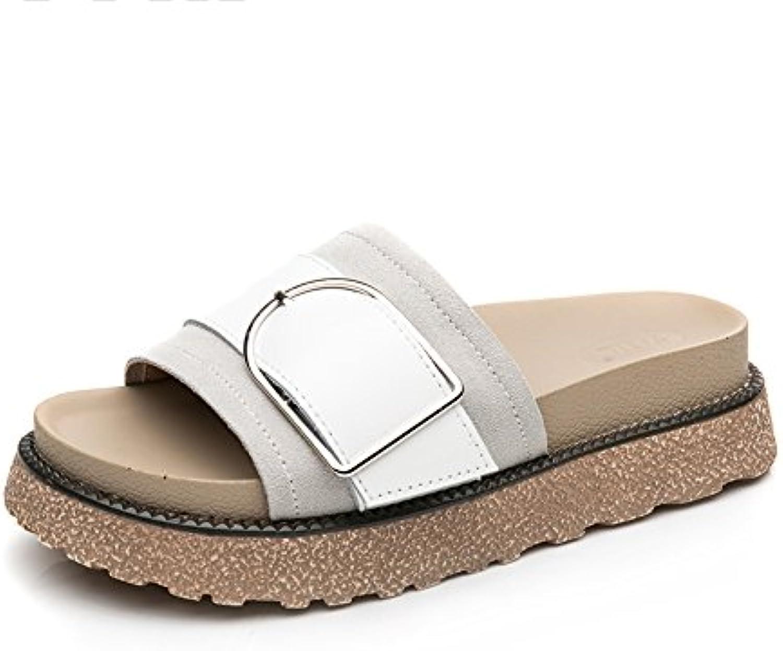 les pantoufles de nouvelles sandales sandales sandales xvi à