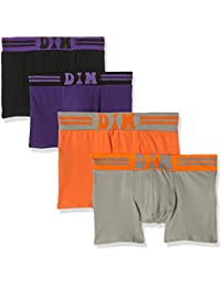 Dim Soft Touch, Lot de 4 Boxers Homme