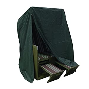 41bg0cG1aXL. SS300  - ACAMP Cover for Beach Chair Garden–113X75X102cm