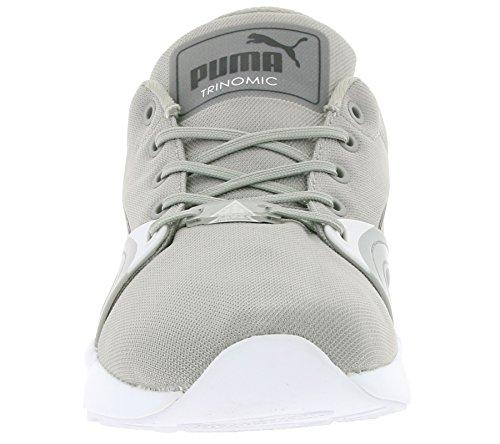 Puma XT S 359135 - Scarpe da Ginnastica Uomo - Blanc-Gris