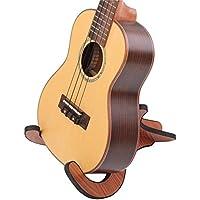 HEIRAO Base de Madera Desmontable para Ukulele Mandolin Violin Instrument