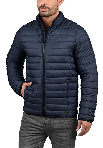 Blend Nils Herren Steppjacke Übergangsjacke Jacke Mit Stehkragen, Größe:S, Farbe:Navy (70230) - 2