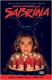 Chilling Adventures of Sabrina Figur Spielzeug Sabrina Spellman Halskette