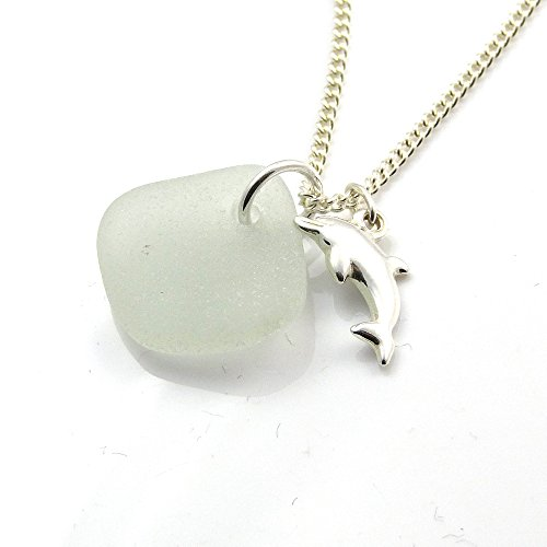 sterling-silver-dolphin-and-seamist-sea-glass-necklace-c144