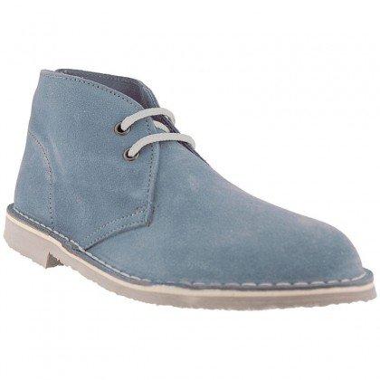 Roamers L777CS Desert - Botines para mujer, estilo vaquero, color azul, color azul, talla 35