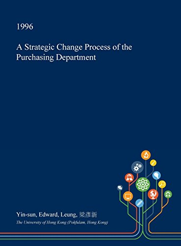 a-strategic-change-process-of-the-purchasing-department