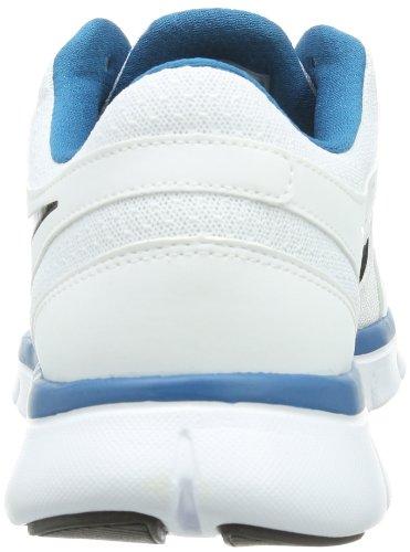 Nike Flex Experience Run 2 Msl 599542 Herren Laufschuhe Weiß (White/Blue)