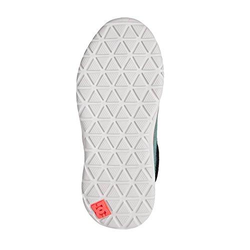 Dc Shoes Heathrow Se G Shoe Kmw, Color: Black/Multi/White, Size: 28 EU (11 US / 10 Child UK) BLACK/MULTI/WHITE